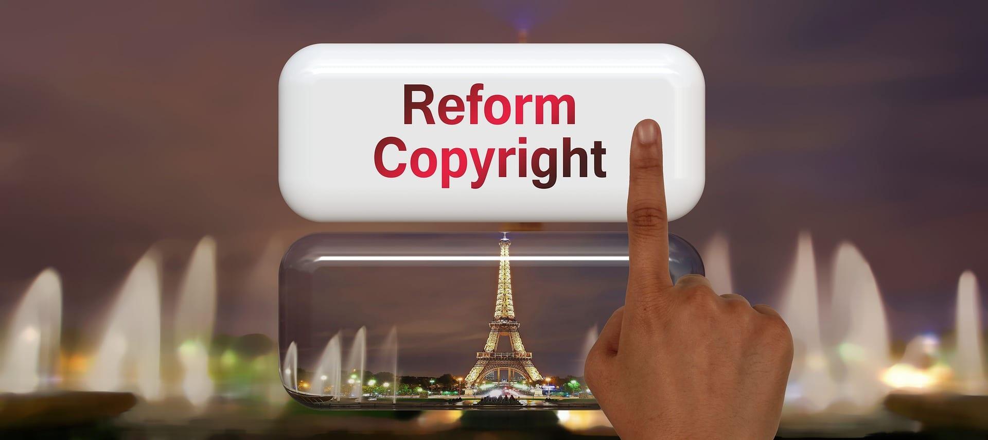 Wohin geht das Internet mit der neuen EU-Urheberrechtsreform?